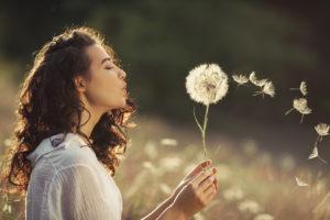 Bild Pusteblume - Blogartikel Nutropia Pharma - Was versteht man unter Allergie?