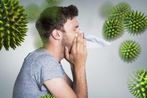 Bild Immunsystem - Blogbeitrag Nutropia Pharma - Was versteht man unter Allergie?