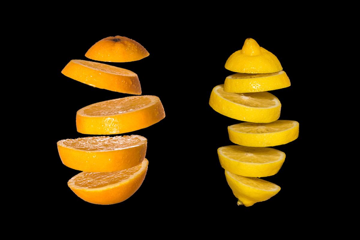 Vitamin C in Zitrusfrüchten - Blogbeitrag Vitamin C Versorgung NUTROPIA PHARMA